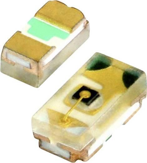 SMD-LED 1005 Rot 54 mcd 130 ° 20 mA 2 V Vishay VLMS1500-GS08