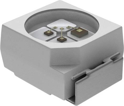 SMD-LED PLCC2 Rot 11 mcd 120 ° 2 mA 1.8 V Vishay VLMS30J1L2-GS08