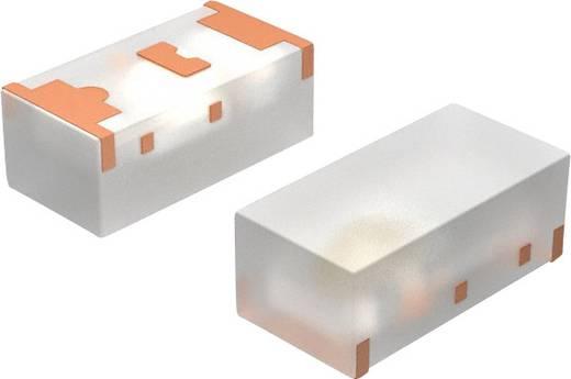SMD-LED 1608 Kalt-Weiß 210 mcd 160 ° 10 mA 3.5 V Vishay VLMW11R2S2-5K8L-08