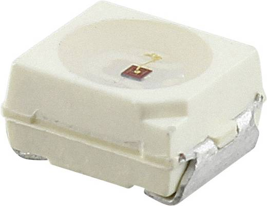 SMD-LED PLCC2 Gelb 2300 mcd 120 ° 50 mA 2.3 V Vishay VLMY334BACB-GS08