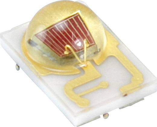 HighPower-LED Rot 48 lm 125 ° 2.1 V 700 mA LUMILEDS LXM2-PD01-0040