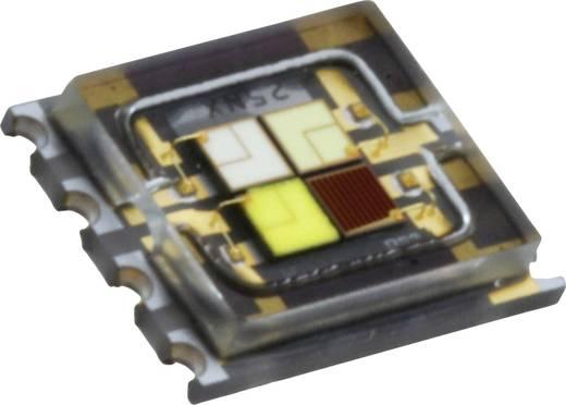 OSRAM HighPower-LED Rot, Grün, Blau, Weiß 79 lm, 135 lm, 182 lm 120 ° 2.5 V, 3.6 V, 3.45 V 1000 mA LE RTDUW S2W