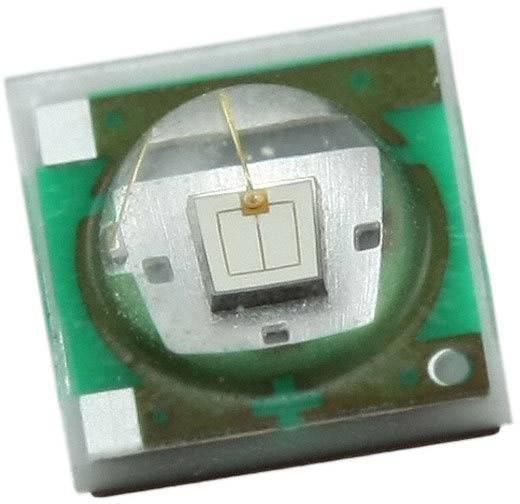 HighPower-LED Königs-Blau 2 W 125 ° 3.4 V 500 mA CREE XPCROY-L1-R250-00801