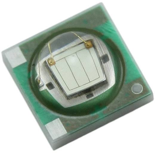 HighPower-LED Blau 3 W 33 lm 130 ° 3.1 V 1000 mA CREE XPEBLU-L1-R250-00Y01