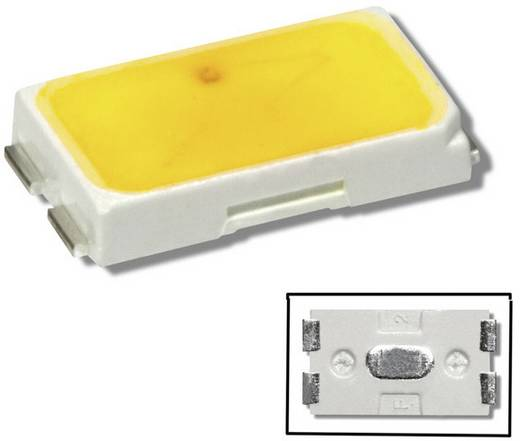 Seoul Semiconductor HighPower-LED Warm-Weiß 560 mW 33 lm 11.7 cd 120 ° 3.2 V 160 mA STW8Q14BE-T0U7-FB