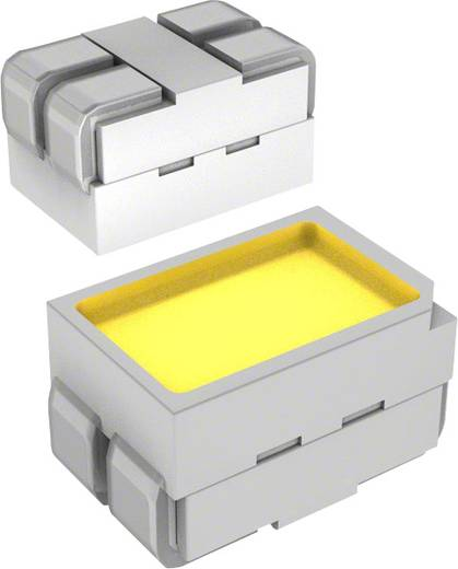 HighPower-LED Kalt-Weiß 304 mW 10 lm 120 ° 3.2 V 80 mA CREE CLA1B-WKW-XD0F0E13