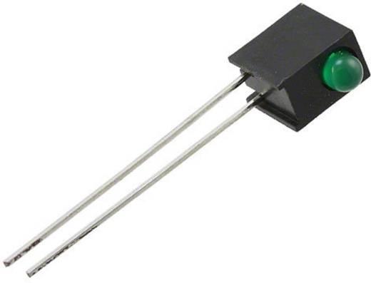LED-Baustein Grün (L x B x H) 30.9 x 3.15 x 3.15 mm Everlight Opto MV5464MP4B