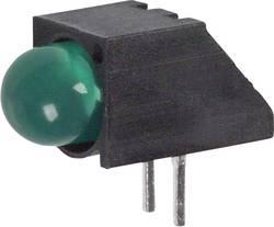 Elément LED Dialight 550-0207F vert (L x l x h) 12.36 x 9.9 x 6.22 mm 1 pc(s)