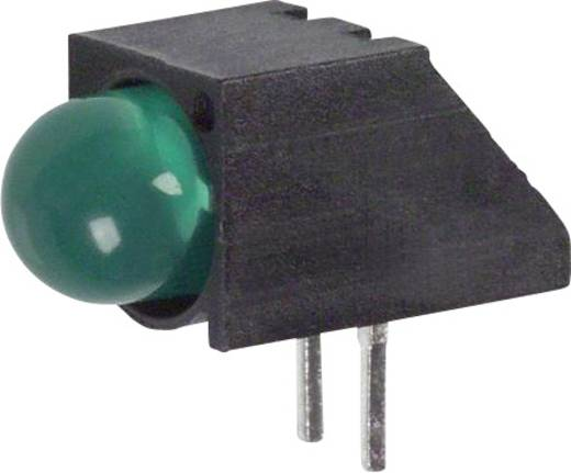 LED-Baustein Grün (L x B x H) 12.36 x 9.9 x 6.22 mm Dialight 550-0207F
