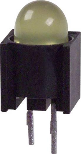 LED-Baustein Gelb (L x B x H) 12.95 x 6.1 x 6.1 mm Dialight 550-0304F