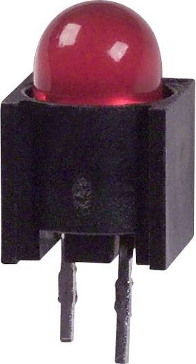 LED-Baustein Rot (L x B x H) 12.95 x 6.1 x 6.1 mm Dialight 550-0404F