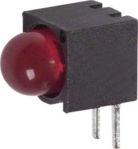 LED-Baustein Rot (L x B x H) 9.78 x 9.27 x 6.1 mm Dialight 550-0405F