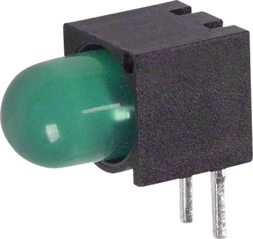 LED-Baustein Grün (L x B x H) 10.84 x 9.78 x 6.1 mm Dialight 550-2205F