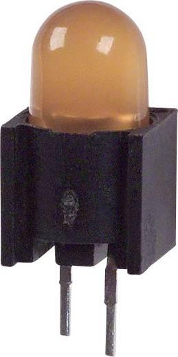 LED-Baustein Gelb (L x B x H) 14.52 x 6.1 x 6.1 mm Dialight 550-2304F