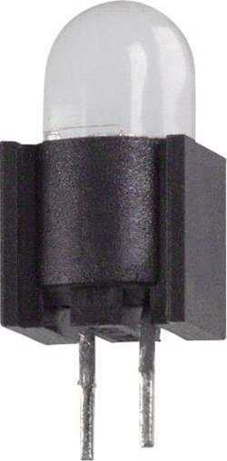 Elément LED Dialight 550-5504F rouge (L x l x h) 14.52 x 6.1 x 6.1 mm 1 pc(s)