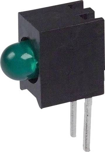 LED-Baustein Grün (L x B x H) 10.03 x 7.87 x 4.06 mm Dialight 551-0209F