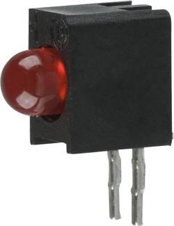 Elément LED Dialight 551-0409F rouge (L x l x h) 10.03 x 7.74 x 4.06 mm 1 pc(s)