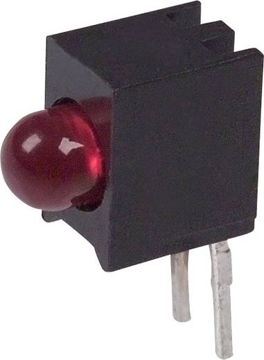 LED-Baustein Rot (L x B x H) 10.03 x 7.51 x 4.06 mm Dialight 551-0509F