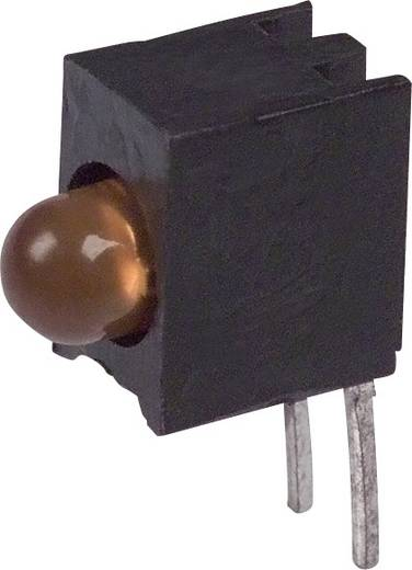 LED-Baustein Orange (L x B x H) 10.03 x 7.87 x 4.06 mm Dialight 551-2509F