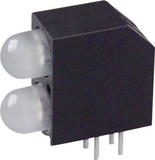 LED-Baustein Grün, Gelb (L x B x H) 16.2 x 14.54 x 6 mm Dialight 552-0744F