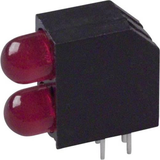 LED-Baustein Rot (L x B x H) 16.2 x 14.54 x 6 mm Dialight 552-0911F