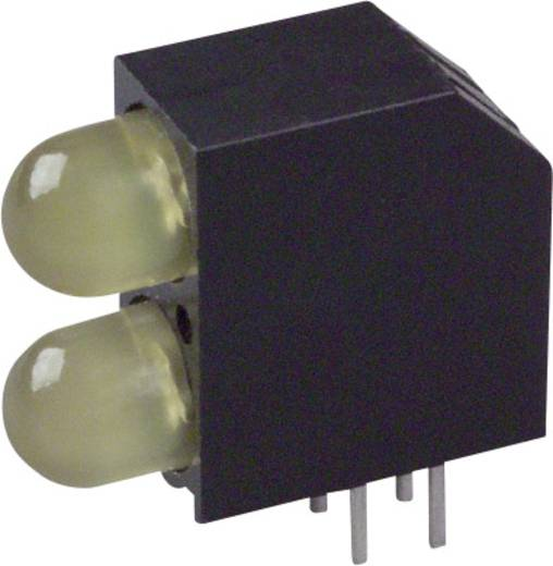 LED-Baustein Gelb (L x B x H) 16.2 x 14.54 x 6 mm Dialight 552-0933F