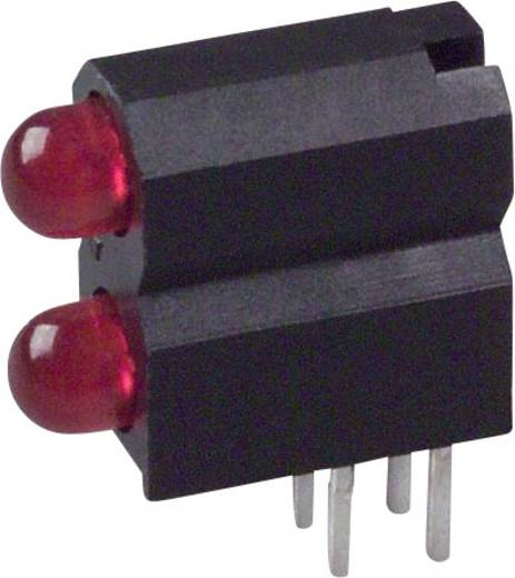 LED-Baustein Rot (L x B x H) 13.33 x 11.3 x 5.08 mm Dialight 553-0111-300F