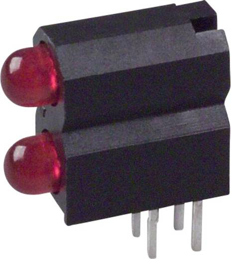 LED-Baustein Rot (L x B x H) 13.33 x 11.66 x 5.08 mm Dialight 553-0211-300F