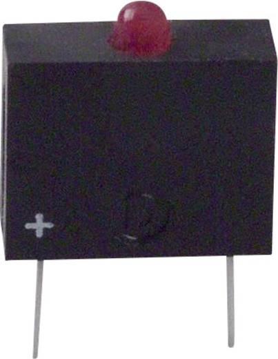 LED-Baustein Rot (L x B x H) 10.17 x 7.62 x 2.54 mm Dialight 555-3001F