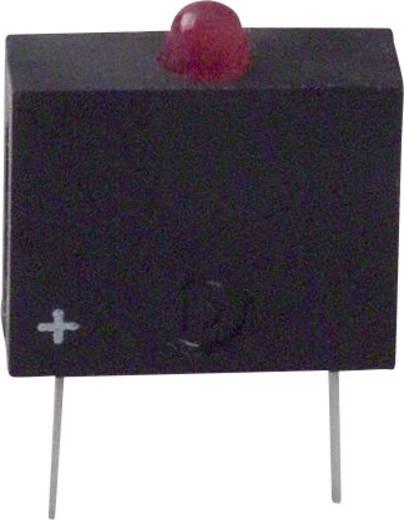 LED-Baustein Rot (L x B x H) 10.17 x 7.62 x 2.54 mm Dialight 555-3008F