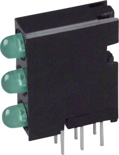 LED-Baustein Grün (L x B x H) 18.92 x 14.32 x 4.32 mm Dialight 564-0200-222F