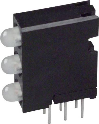LED-Baustein Grün, Rot (L x B x H) 18.92 x 14.32 x 4.32 mm Dialight 564-0700-111F