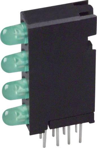 LED-Baustein Grün (L x B x H) 24 x 14.35 x 4.32 mm Dialight 568-0102-222F