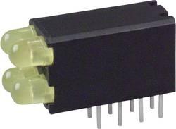 Elément LED Dialight 569-0103-333F jaune (L x l x h) 18.54 x 12.57 x 6.6 mm 1 pc(s)