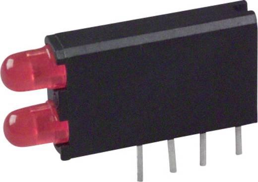 LED-Baustein Rot (L x B x H) 18.54 x 12.57 x 6.6 mm Dialight 569-0111-100F