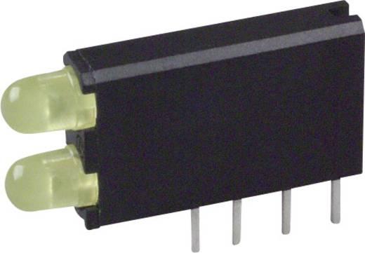 LED-Baustein Gelb (L x B x H) 18.54 x 12.57 x 3.26 mm Dialight 569-0113-300F