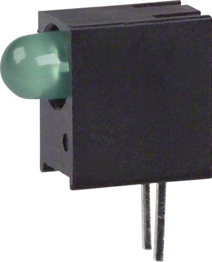 LED-Baustein Grün (L x B x H) 10.78 x 8.89 x 4.32 mm Dialight 551-1307F