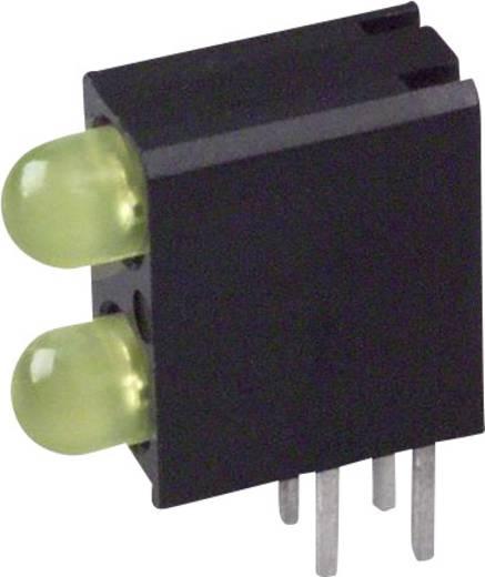 LED-Baustein Gelb (L x B x H) 13.33 x 10.73 x 4.32 mm Dialight 553-0133F