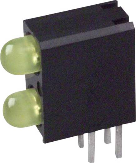 LED-Baustein Gelb (L x B x H) 13.33 x 10.73 x 4.32 mm Dialight 553-0233F
