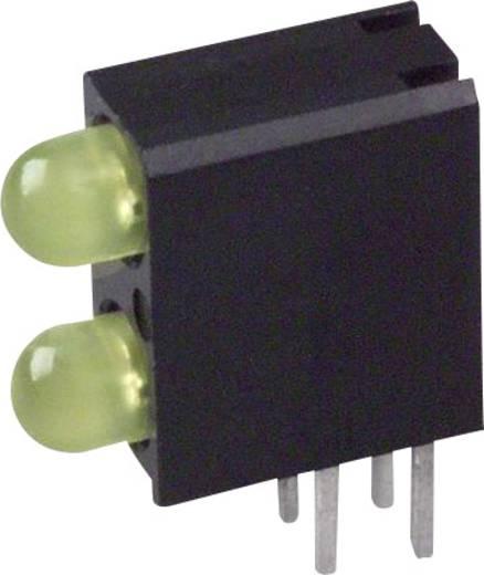 LED-Baustein Gelb (L x B x H) 13.33 x 10.73 x 4.32 mm Dialight 553-0333F