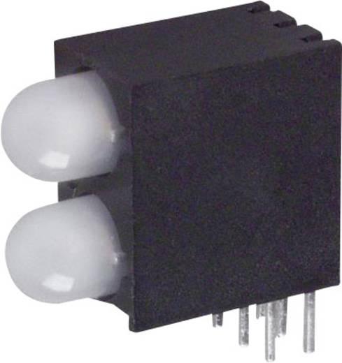 LED-Baustein Grün, Rot (L x B x H) 16.41 x 16.2 x 7.52 mm Dialight 552-3511F