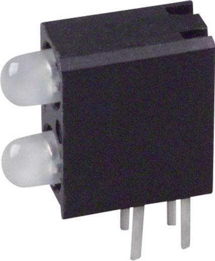 LED-Baustein Blau (L x B x H) 13.33 x 10.73 x 4.32 mm Dialight 553-0188F