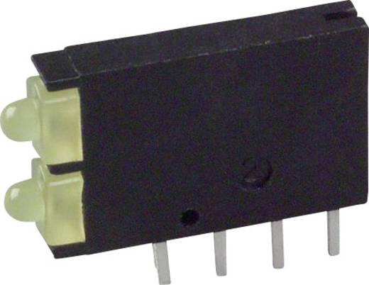 LED-Baustein Gelb (L x B x H) 15.24 x 11.6 x 2.5 mm Dialight 571-0133F