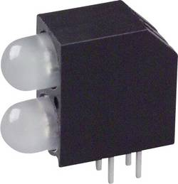 Elément LED Dialight 552-0711F vert, rouge (L x l x h) 16.2 x 14.54 x 6 mm 1 pc(s)