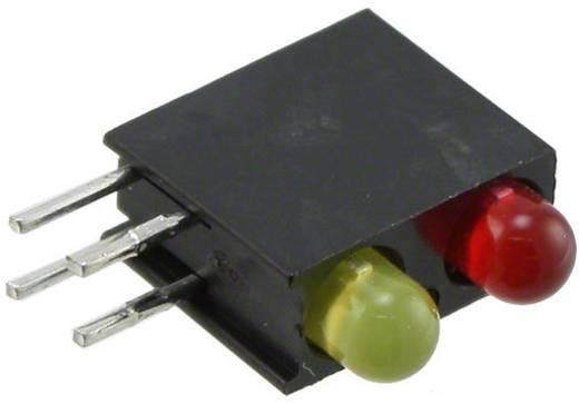 LED-Baustein Rot, Gelb (L x B x H) 13.33 x 10.73 x 4.32 mm Dialight 553-0113F