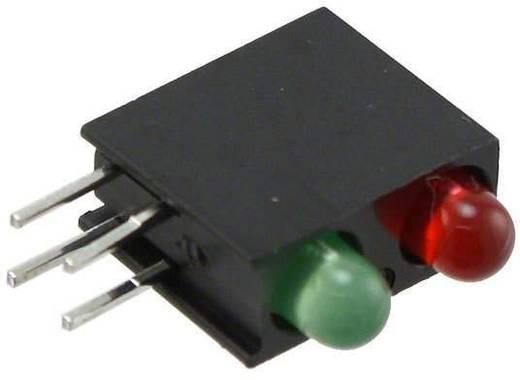 LED-Baustein Grün, Rot (L x B x H) 13.33 x 11 x 4.32 mm Dialight 553-0212F