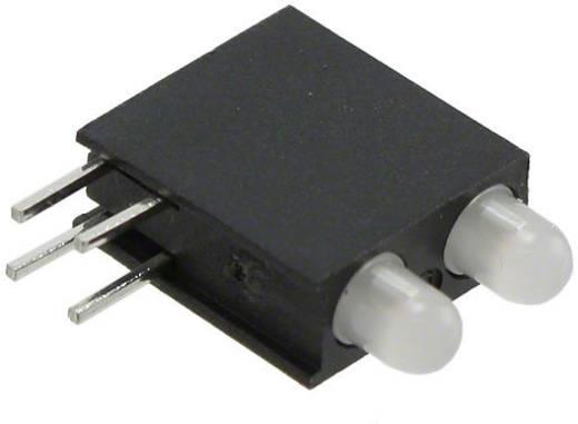 LED-Baustein Grün, Rot (L x B x H) 14.05 x 12.91 x 4.32 mm Dialight 553-0711-200F