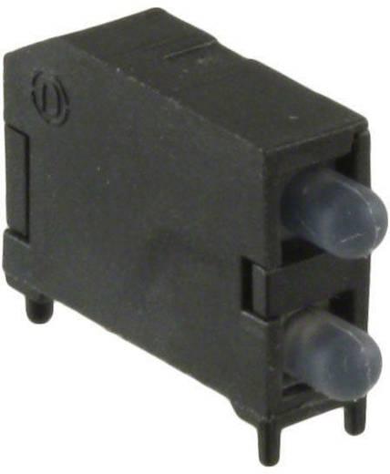 LED-Baustein Grün (L x B x H) 16.89 x 11.56 x 4.57 mm Dialight 592-2323-313F