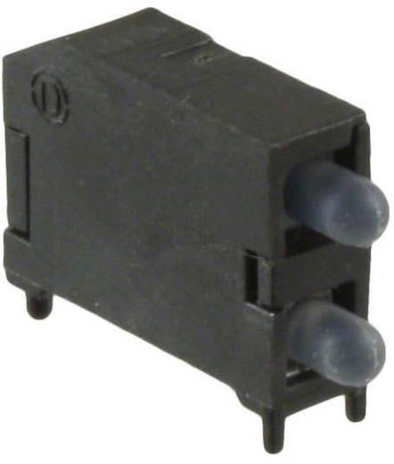 LED-Baustein Grün, Gelb (L x B x H) 16.89 x 11.56 x 4.57 mm Dialight 592-2324-313F