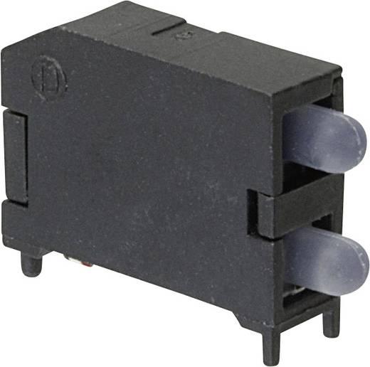 LED-Baustein Grün, Gelb (L x B x H) 16.89 x 11.56 x 4.57 mm Dialight 592-2423-313F
